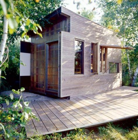 30 preiswerte Minihäuser - Würden Sie in so einem Haus wohnen ...
