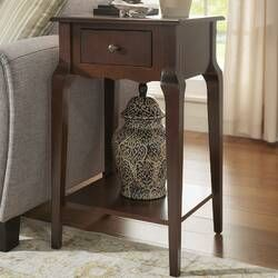 Wilfredo End Table End Tables End Tables With Storage Furniture