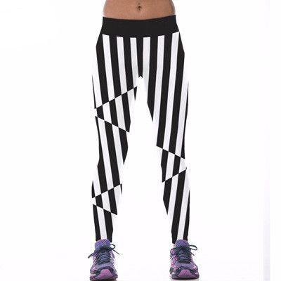 Leggings Zebra - ADIDAS  e71885e9c51