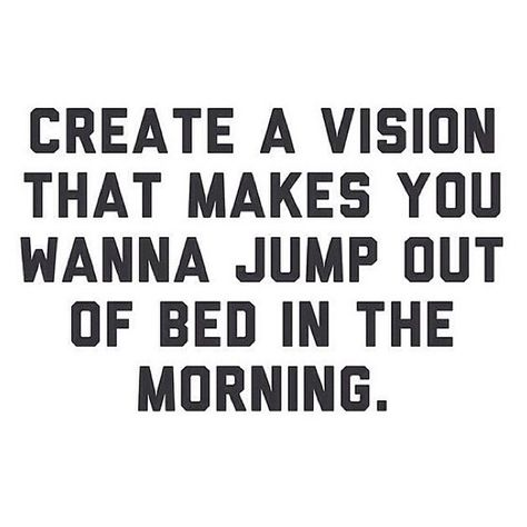 create your vision.