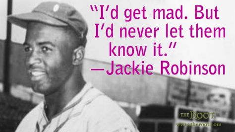 Jackie Robinson Quotes   Jackie Robinson Quote Baseball In The 1950 S Jackie Robinson