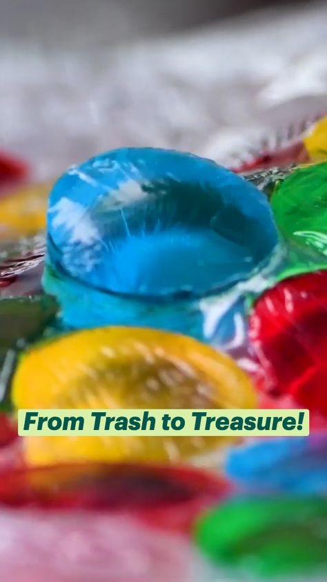 From Trash to Treasure!