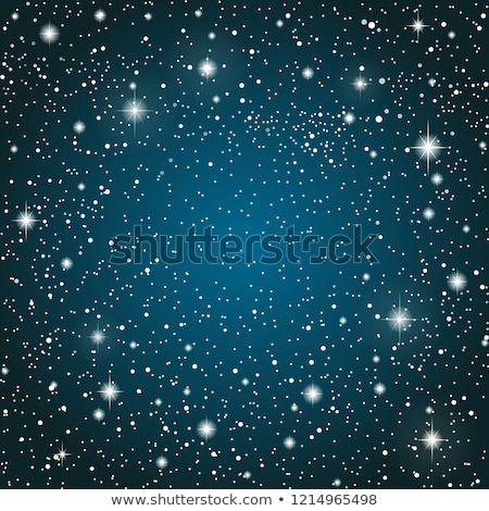 Realistic Starry Sky With Blue Glow Shining Stars Dark Sky Background Wallpaper Night Sky Dark Blue Outer Space Wi Starry Night Sky Wallpaper Starry Night