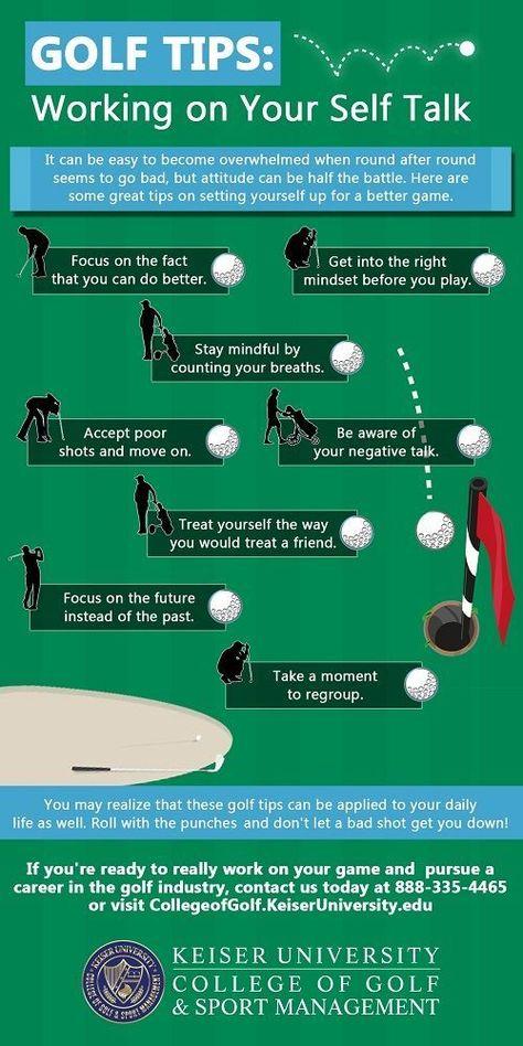 Choosing a Golf School