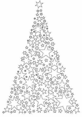 Weihnachten Weihnachten Ausmalbilder Weihnachten Weihnachtsmalvorlagen Weihnachtsbaum Stern