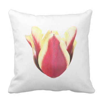 Tulip Pillow 127799 African Queen Amp American Dream Tulip Throw Pillow Flowers Floral Flower Design Unique Style Tulip Pillow Pillows Throw Pillows Custom