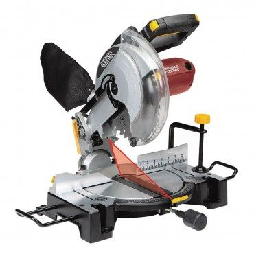 Chicago Electric 10 In Sliding Compound Miter Saw For 94 99 In 2020 Sliding Compound Miter Saw Compound Mitre Saw Harbor Freight Tools