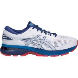 Herrenschuhe Asics Herren Laufschuhe Gel Kayano 25 Grosse 41 In Weiss Asicsasics In 2020 Asics Running Shoes For Men Shoes Mens