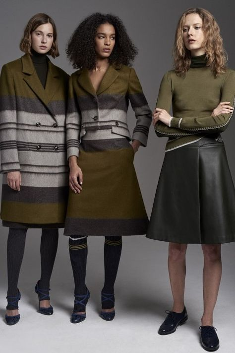 Carolina Herrera Pre Fall 2017 Collection