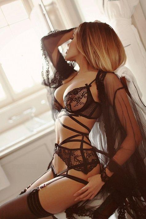 - Black Lingerie