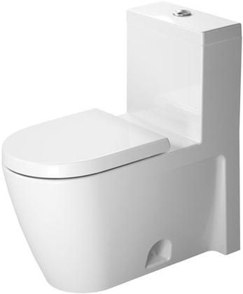 Duravit Durastyle One Piece Toilet 12 Inch Rough Dual Flush 14 63 Inch X 28 38 Inch Temp One Piece Toilets Modern Bathroom Decor Duravit