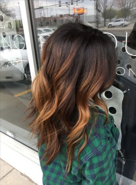 Hair Brown Balayage Caramel Brunettes 52 Ideas Brown Balayage Hair Color Light Brown Balayage