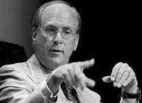 Laurence D. Fink quotes #openquotes