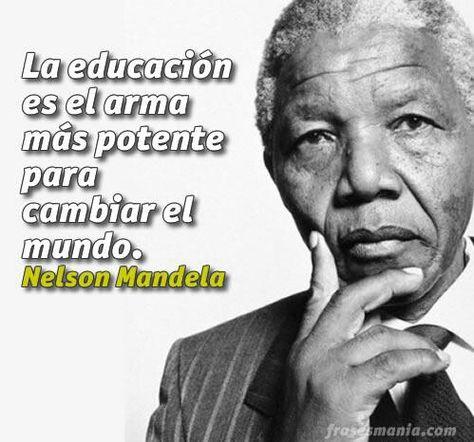 Como Lo Dijo El Libertador Simon Bolivar La Educación Es