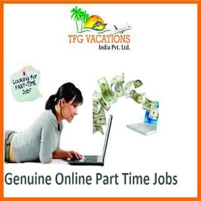 Offer For Part Time Jobs Required 100 Candidates Indore Part