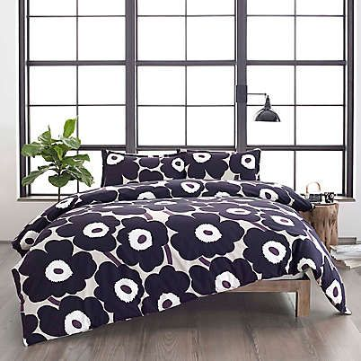 Marimekko Unikko Bedding Collection Bed Bath Beyond Duvet