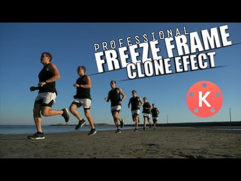 Professional Freeze Frame Clone Effect In Kinemaster Kinemaster Video Editing Tutorial Youtube In 2021 Editing Tutorials Video Editing Tutorial