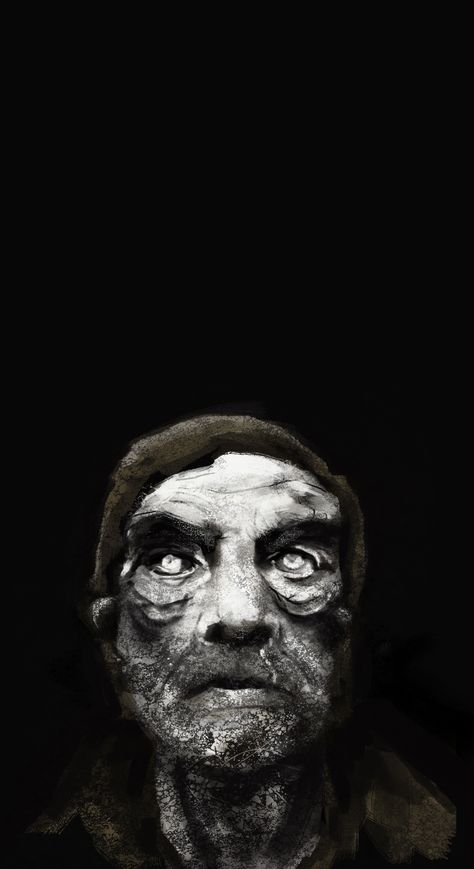 Photoshop Painting From Lee Jeffrey Homeless Series Photoshop Painting Photoshop Historical Figures