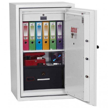 Fireproof Cabinet Ideas Categorically Important For Your Safety Guard Your File Once It Godrejelectronicsafe Locker Storage Cabinet Office Cabinets