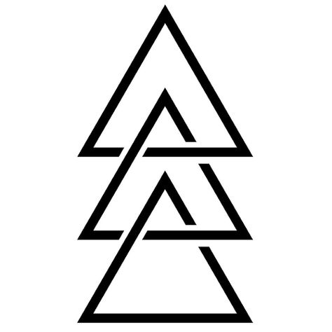 Cypher by Riley McKenzie is a Geometric temporary tattoo from inkbox - 1