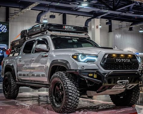The Effective Pictures We Offer You About Truck mods A quality picture can tell you many things. Toyota Tacoma Trd, Toyota 4x4, Toyota Autos, Toyota Trucks, Toyota Hilux, Toyota Tundra, 4x4 Trucks, Ford Trucks, Custom Toyota Tacoma