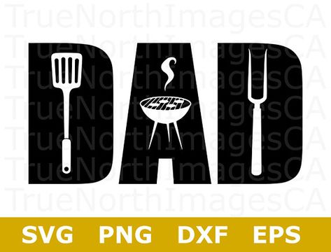 Commercial Use Digital Design Dad/'s Barbecue Kingdom Father/'s Day SVG eps dxf Files for Cutting Machines like Silhouette Cameo and Cricut