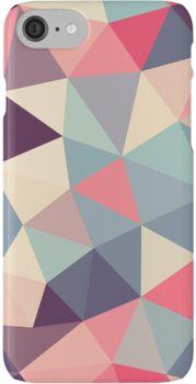 Graphic Design - Pattern Design - Poison Apple Tris Art Print by Beth Thompson