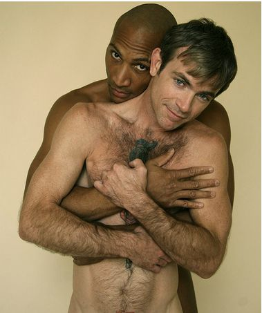 Gay interacial men