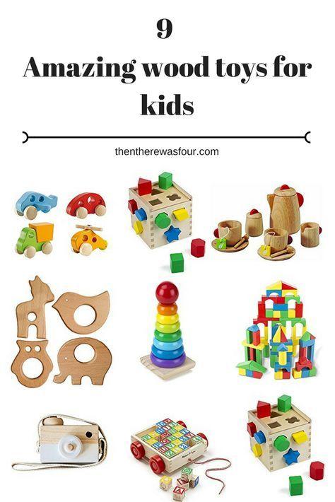 9 Amazing Wood Toys For Kids Igracke Wood Toys Kids Toys For