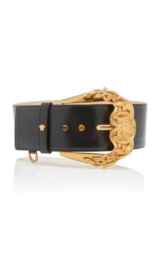 e53a228e1f Oro Tribute Belt by Versace Resort 2019 | Accessories in 2019 ...