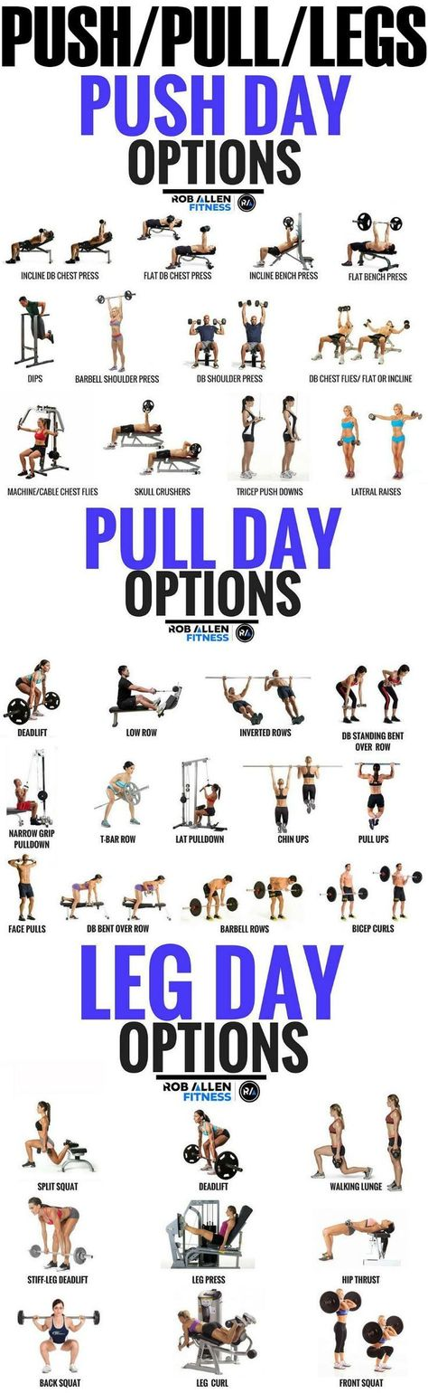Do you want monster legs? Increased muscle mass fast? Then look no further...here we have the push pull workout, this especially focuses on the different movement of your muscles and how you can really use that to your advantage. By working out with the