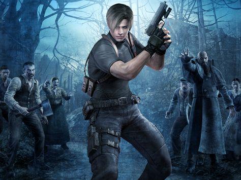 23 Resident Evil 4 Papeis De Parede Hd Planos De Fundo Com Imagens Resident Evil Wallpaper Animes Wallpaper