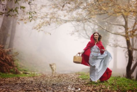 Sweet Escape (Little Red Riding Hood)
