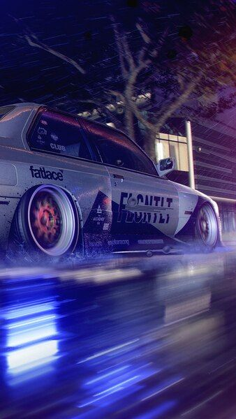 Need For Speed Heat 4k Hd Mobile Smartphone And Pc Desktop Laptop Wallpaper 3840x2160 1920x1080 2160x3840 1080 Futuristic Cars Need For Speed Dream Cars