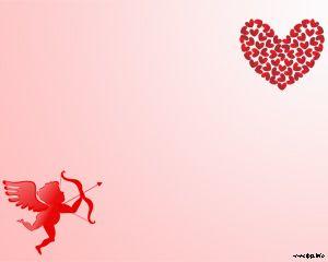 Background Power Point Terbaik Animasi Bergerak Kartu Valentine Valentine Animasi