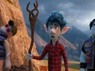 Onward – Official Trailer #2 (Pixar)