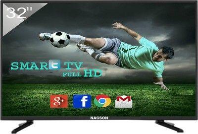 Nacson Series 8 80cm 32 Inch Hd Ready Led Smart Tv Ns8016 Smart Television Online Television Smart Tv
