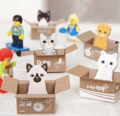 FD927 Funny Puppy House Dog Sticker Bookmark Mark Memo Sticky Note ~1pc~