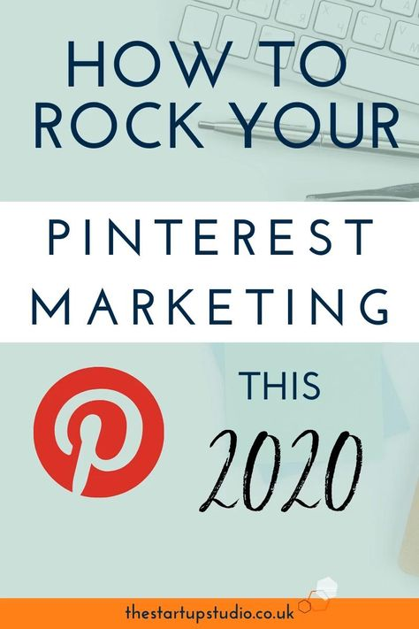 How to Convert Your Pinterest Leads | Pinterest Marketing Tips | The Start Up Studio