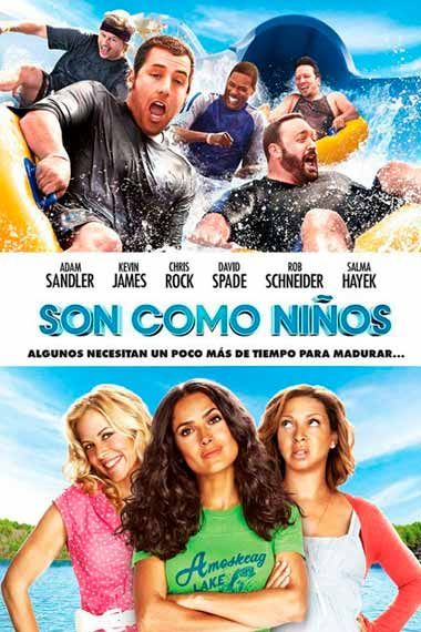 Titulo Original Grown Ups Año 2010 Audio Disponible Latino E Ingles Subtitulado Calidad 480p 720p Y 108 Up Full Movie Streaming Movies Comedy Movies
