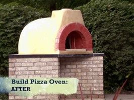 Do Yourself Outdoor Projects | Do it yourself Projects and Crafts / Outdoor pizza oven