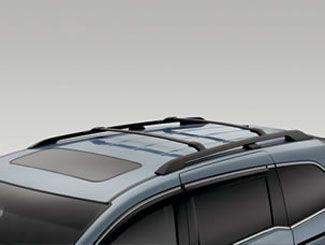 Roof Cross Bars Honda Accessories Honda Odyssey Roof Rails