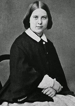 Mary Benson Nee Sidgwick 1841 1918 A C Benson S Mother