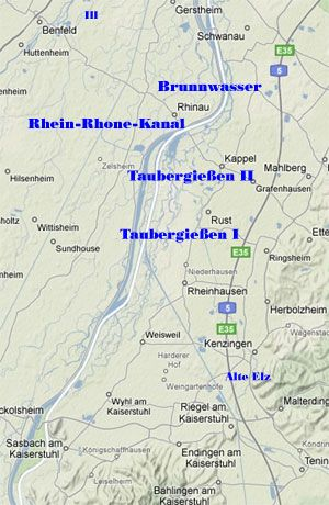 Kanu Altrhein