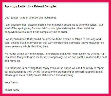apology letter to boyfriend sop exles | Drawing ideas | Apology