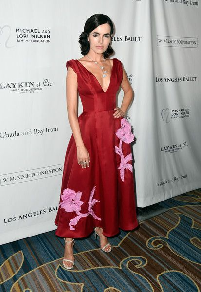 Camilla Belle attends the 12th Annual Los Angeles Ballet Gala.