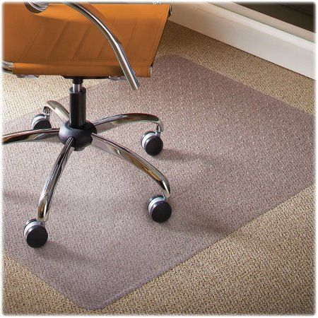 Merveilleux ES Robbins Natural Origins 36 X 48 Chair Mat For Low Pile Carpet,  Rectangular,