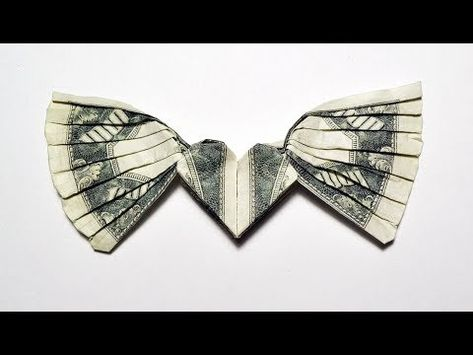Ideas for origami rose tutorial dollar bills Origami Love Heart, Origami Star Box, Origami Rose, Origami Hearts, Origami Flowers, Dollar Origami, Money Origami, Origami Paper, Origami Ball