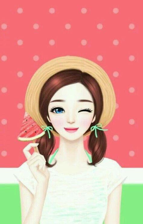 Pin by Oi Shy on Lovely doll | Anime art girl, Cute girl