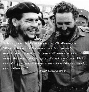 Fidel Castro Politik Ideale